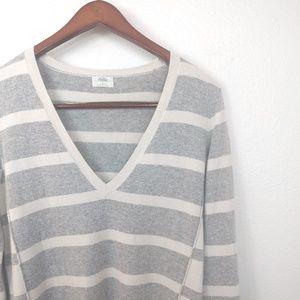 Madewell Wallace Striped Ex-Boyfriend Sweater